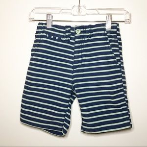 Gap Boys Striped Chino Shorts